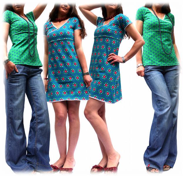 E-Book Shirt oder Kleid - allerlieblichst!