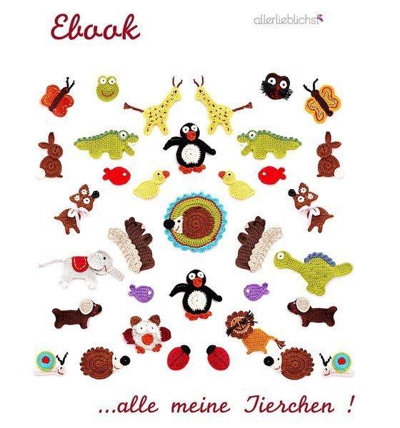 E Book Alle Meine Tierchen Allerlieblichst