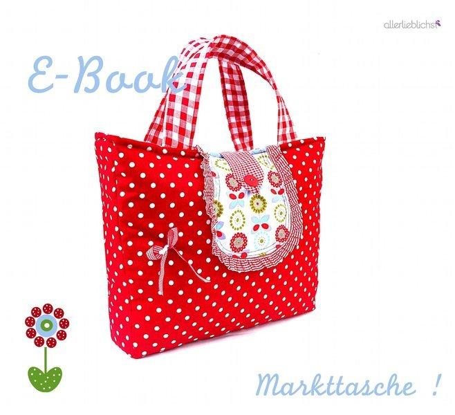 E-Book Markttasche - allerlieblichst!