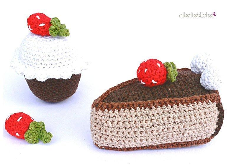 E Book Muffin Erdbeer Kuchen Allerlieblichst