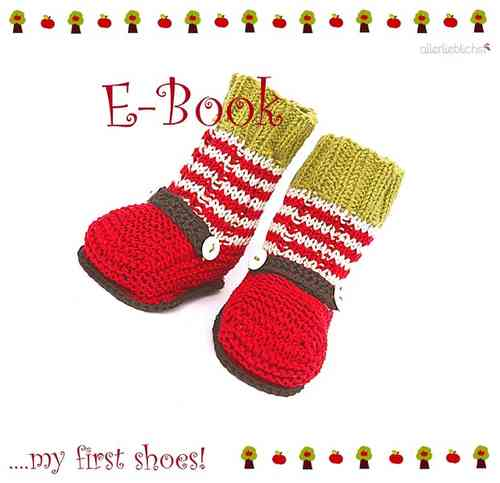 E-Book My First Schoes