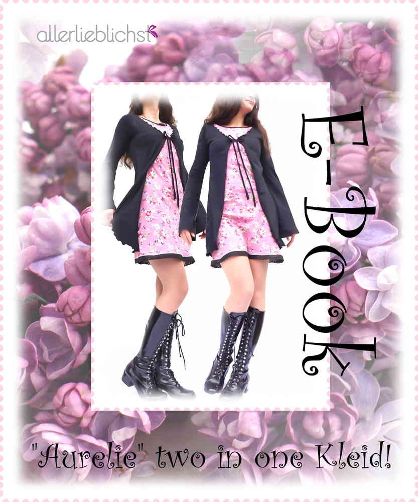 E-Book Aurelie Two in One Kleid