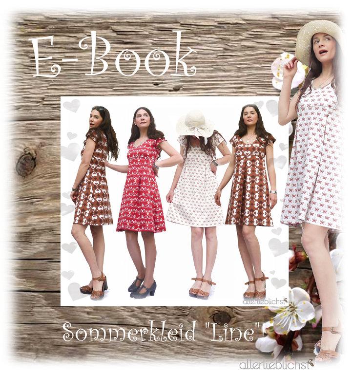 E-Book Line - allerlieblichst!